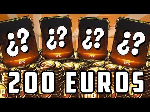 Gastando 200 EUROS en CODpoints!! A por las NUEVAS ARMAS!!