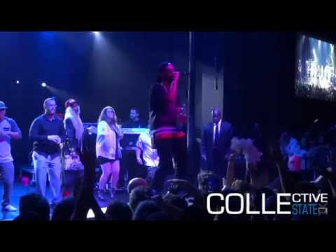 "Juicy J - ""Already"" & ""Im Sicka"" In Santa Ana 
