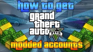 How to Get Modded GTA V Accounts w/ DIGIZANI | For PS4, Xbox One and PC