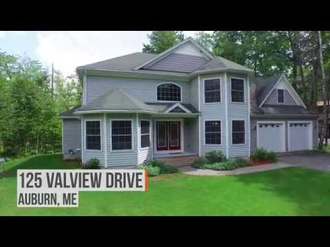 115 Valview Drive - Auburn, ME - $299,900 - Access to Taylor Pond - Home For Sale