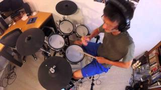 """Handlebars"" by Flobots (Drum Cover)"