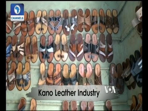 Africa 54: Kano Leather Industry In Focus