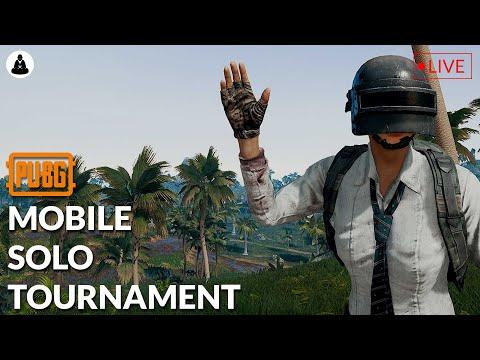 PUBG Mobile Tournament Live Of 2 PM Solo   16th July   GamingMonk.com