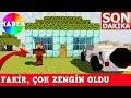 ZENGİN VS FAKİR #51 - Fakir, Zengin Oldu (Minecraft)