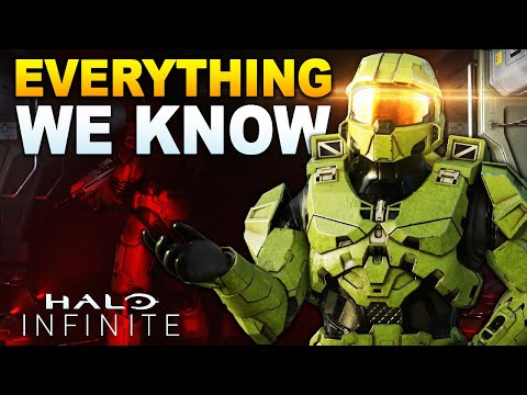 Halo Infinite EVERYTHING