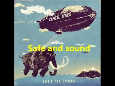 Capital Cities - Safe And Sound (Karaoke with lyrics)