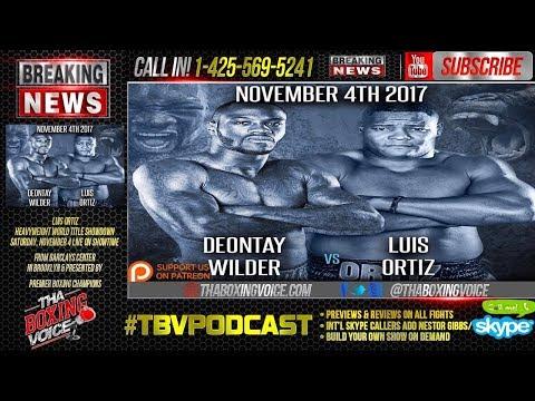 Deontay Wilder vs. Luis Ortiz OFFICIAL, Will Wilder Get Respect If He Wins?