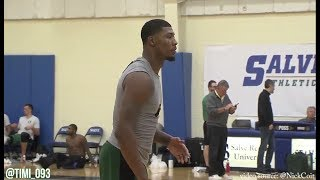 Boston Celtics 2017 Training Camp Day 1 Highlights (09/26/2017)