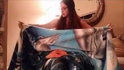Dolphin Fleece Blanket Review