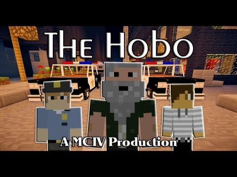 The Hobo: Der Obdachlose - Deutsches Minecraft Machinima [HD]