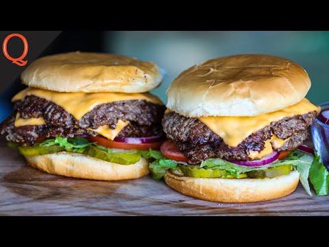 The All American Smash Burger | Ft. Kosmos Q