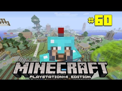 Minecraft PS4 Survival #60 | 100% Survival World Tour (#2)!