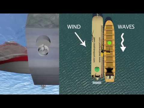 Floating Harbour Transhipper Vessel (Sea Transport Solutions)
