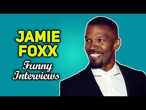 Jamie Foxx Funny Moments 2017