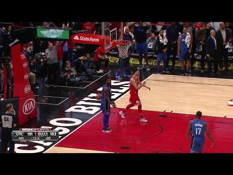 4th Quarter, One Box Video: Chicago Bulls vs. Orlando Magic