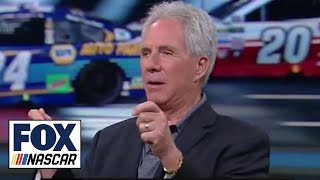 Darrell Waltrip and Jeff Gordon talk racing 600 miles in their respective eras | NASCAR RACE HUB