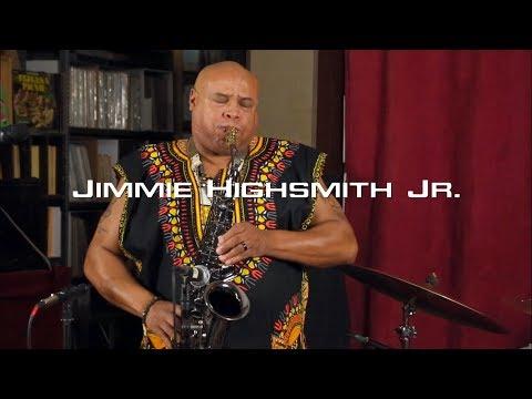 Jimmie Highsmith Jr: Rochester Indie Musician Spotlight