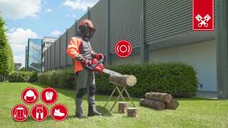 How to Start an efco Chain Saw