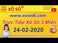 Trực Tiếp Xổ Số Ngày 22/02/2020 - KQXS Miền Nam XSMN, Miền Trung XSMT, Miền Bắc XSMB