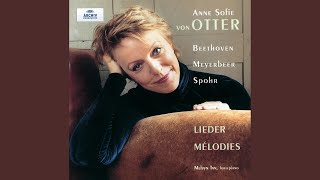 Meyerbeer: 40 Mélodies à une et à plusieurs voix avec acc. de piano (1849) - Le poète mourant