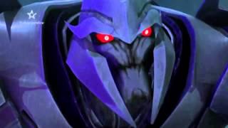 knirac yani CZ - Transformers prime - Optimus Prime VS. YILDIZ SABRES Megatron - bujují