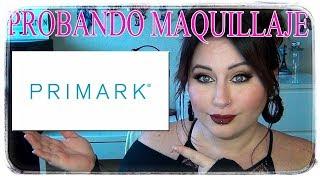 Probando Maquillaje de Primark ¿Merece la pena?