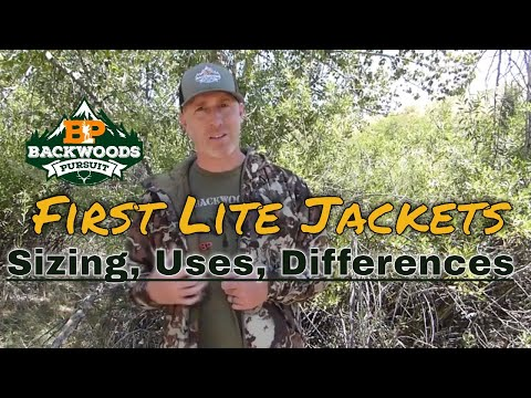 First Lite Jacket Review: First Lite Gear Review: First Lite 2019 Line