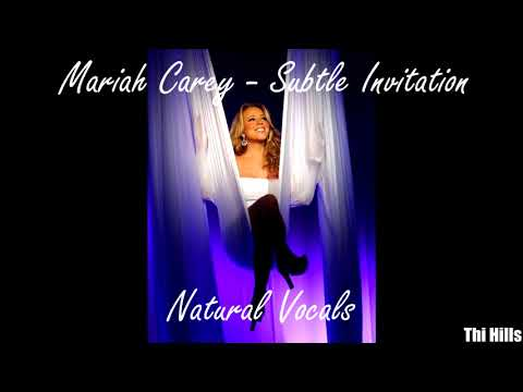 Mariah carey subtle invitation no pitch raising natural voice mariah carey subtle invitation no pitch raising natural voice stopboris Image collections