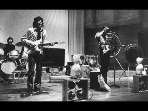 An Hour-Long Collection of Live Footage Documents the Early Days of Pink Floyd (1967-1972)