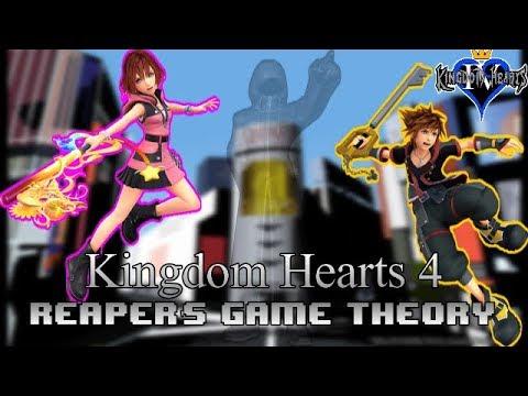 Kingdom Hearts Reaper S Game Kingdom Hearts Iv 4