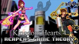 Kingdom Hearts Reaper's Game | Kingdom Hearts IV (4) Theory