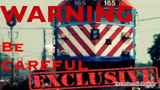 Train Slap | Never stand closer when train is Moving | AsaD's WorlD
