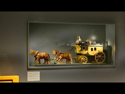Postal Museum Liechtenstein, European Museum of the Year (EMYA) 2020 Nominee