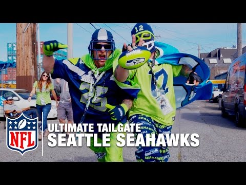 Party with the 12s | Seattle Seahawks: Ultimate Tailgate | NFL