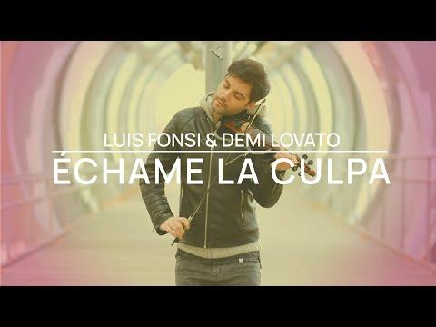 Échame la culpa – Luis Fonsi, Demi Lovato (Jose Asunción Violín Cover)