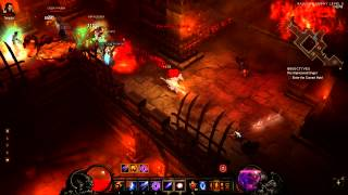 Diablo 3 - Inferno Farming Run - Best gear in the game off Valor stacks 1.0.3