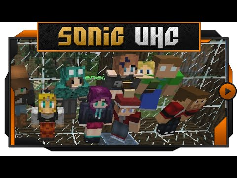 Minecraft Sonic UHC - That wasn't too bad!