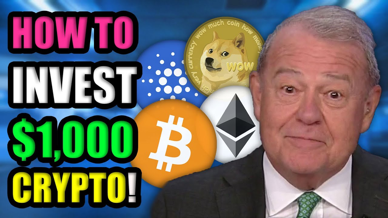 How I Would Invest $1,000 in Cryptocurrency in July 2021 | Best Altcoin Portfolio to Hold 5+ Years