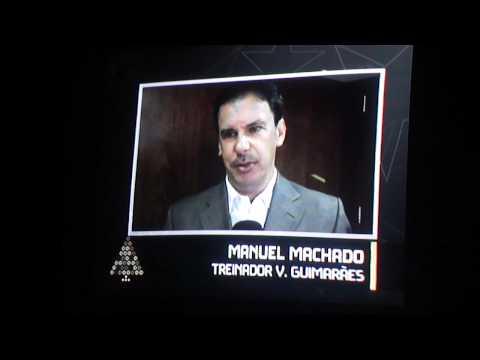 Manuel Machado - Mensagem de Natal Sport TV