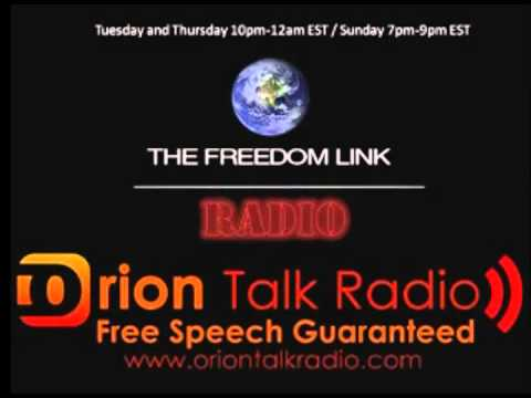 THE FREEDOM LINK, with Joe Joseph and guest Dr. Carpenter, July 12, 2012