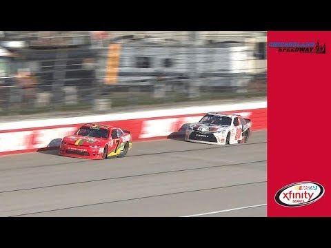 Recap the Chicago XFINITY Series race in minutes