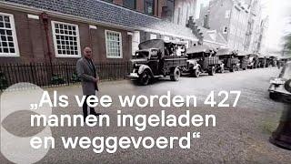 Leo Blokhuis neemt je in Achter de dijken mee in Amsterdamse razzia