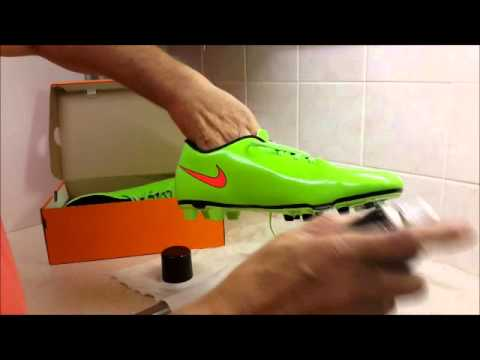 How to water proof your football boots