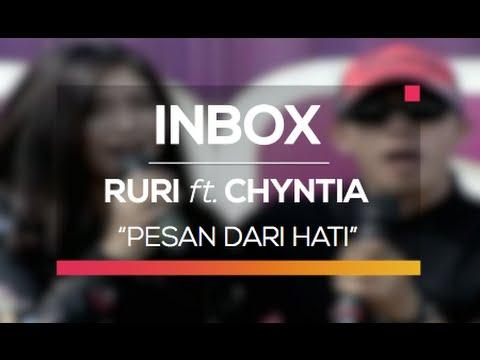 Ruri dan Cynthia - Pesan Dari Hati (Live on Inbox)