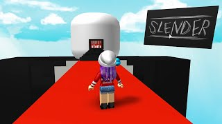 ROBLOX LET'S PLAY the SLENDERMAN OBBY | RADIOJH GAMES