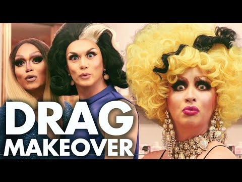 We Got Makeovers From RuPaul's Manila Luzon & Mariah Balenciaga (Beauty Trippin)