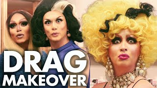 We Got Makeovers From RuPaul