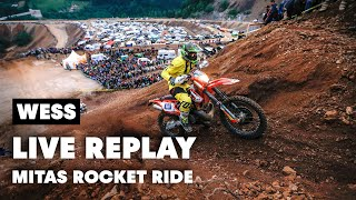 LIVE - Erzbergrodeo Red Bull Hare Scramble | Mitas Rocket Ride