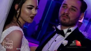 Mehtap amp; Sinan Salona giris ve ilk Dans CK Eventcenter NAY FILM