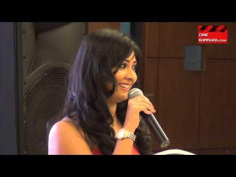 Dilwala Audio release Function - Radhika Pandit talking about Dilwala Movie.